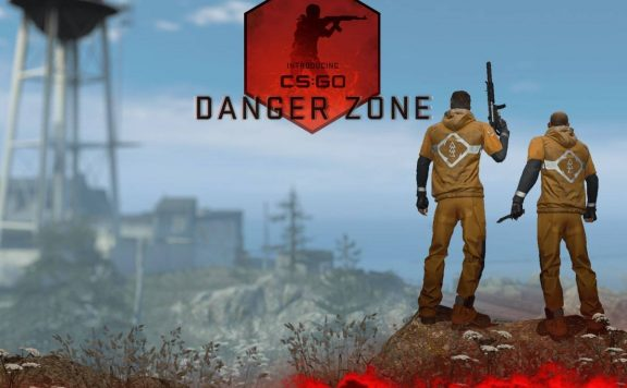 CS:GO Danger Zone