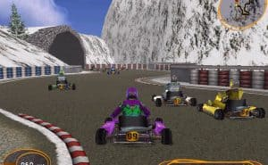 Open Kart PC Screenshot