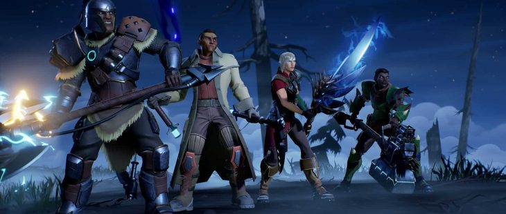 Dauntless Free PC Game