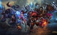 League of Legends Art